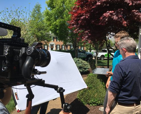 Onsite video production elevates your business.